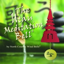 Utau Meditation Bell with BleedREV1F
